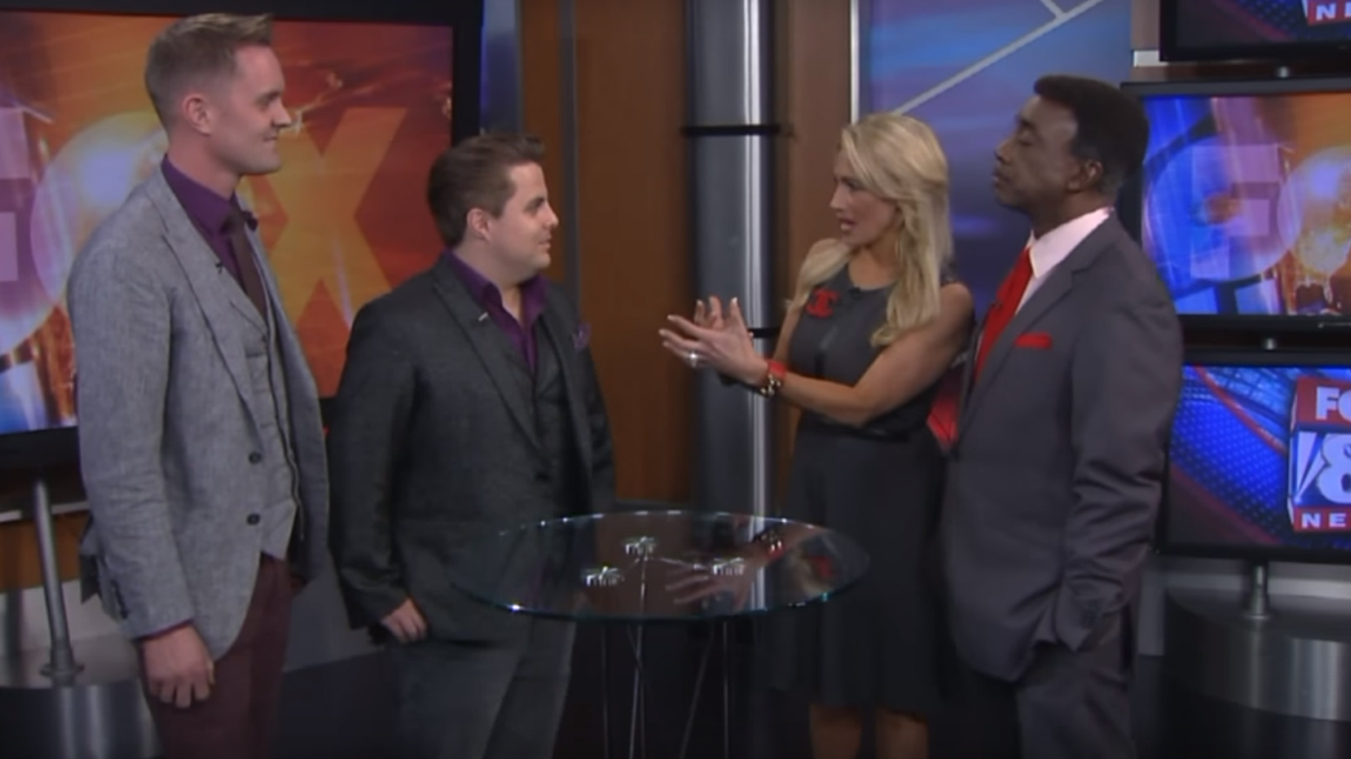 Video: Young & Strange on Fox Cleveland