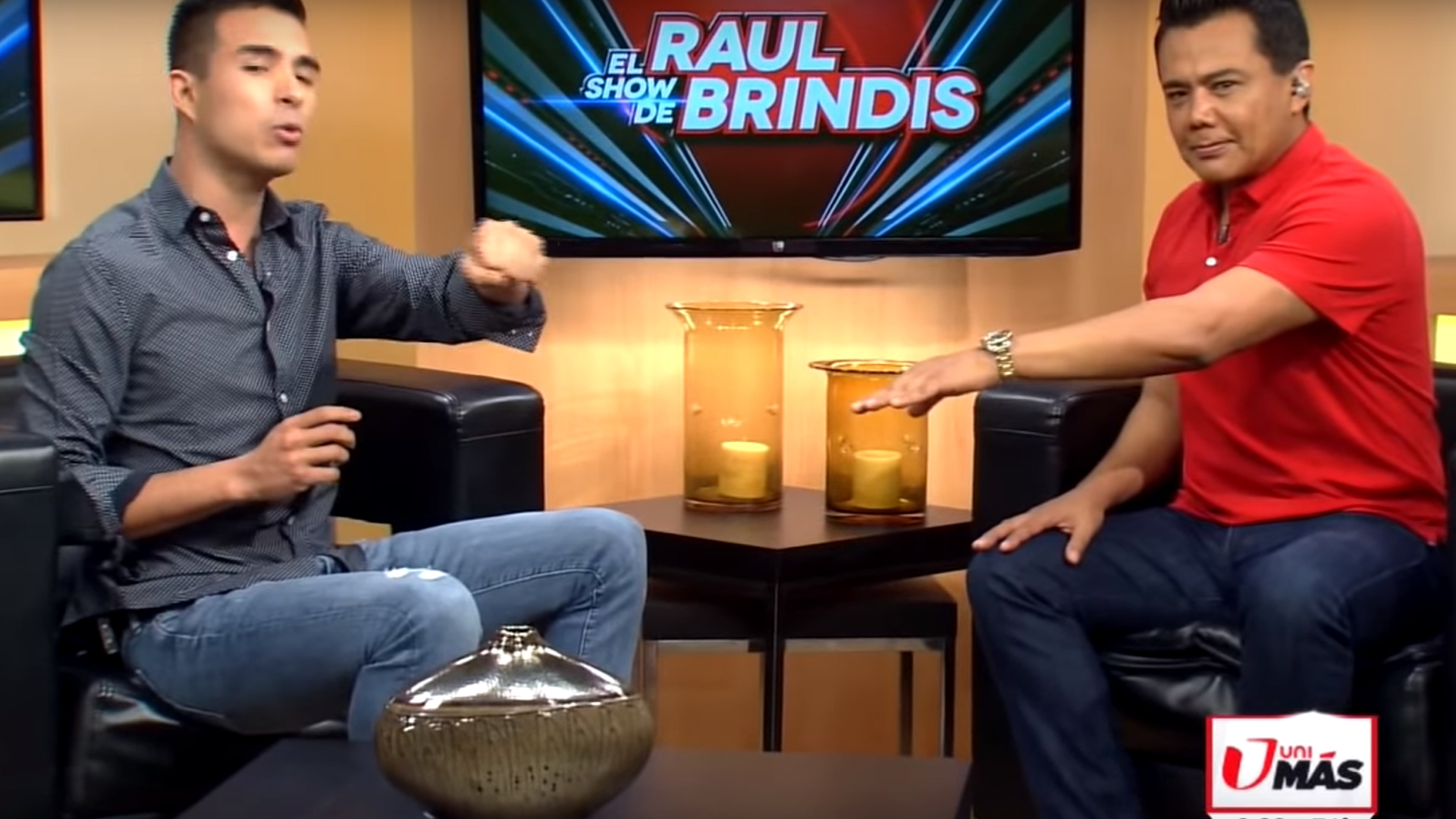 Video: Fernando Velasco with Raul Brindis